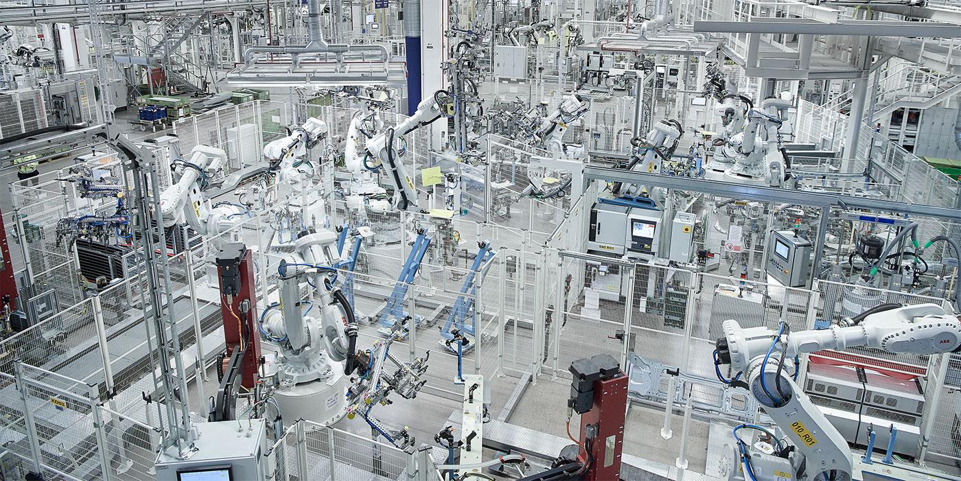 Fabrik Der Träume